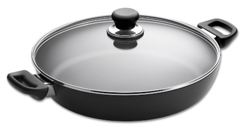 Scanpan Classic 12-1/2-Inch Covered Chef Pan