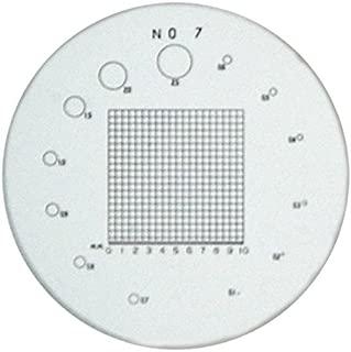ピーク(Peak) スケール・ルーペ目盛板 PS-7 φ26mm /2-190-04