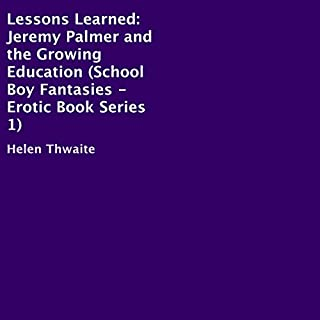 Lessons Learned: Jeremy Palmer and the Growing Education audiobook cover art