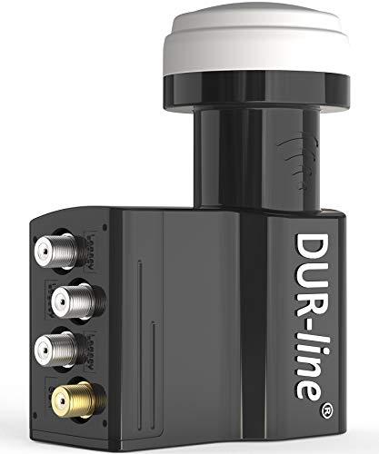 DUR-line UK _ 2LNB SCR/einkabel/Unicable II lnbs