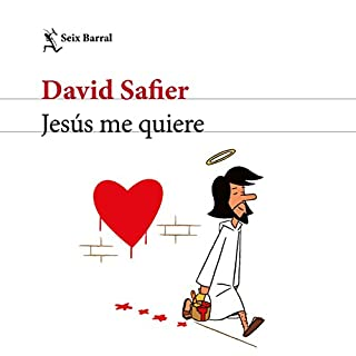 Jesús me quiere audiobook cover art