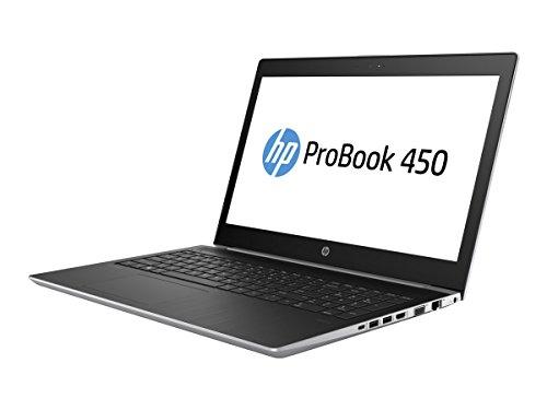 HP ProBook 450 G5 Argento Computer portatile 39,6 cm (15.6') 1920 x 1080 Pixel 1,80 GHz Intel Core i7 di ottava generazione i7-8550U