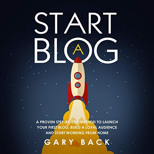Start a Blog cover art