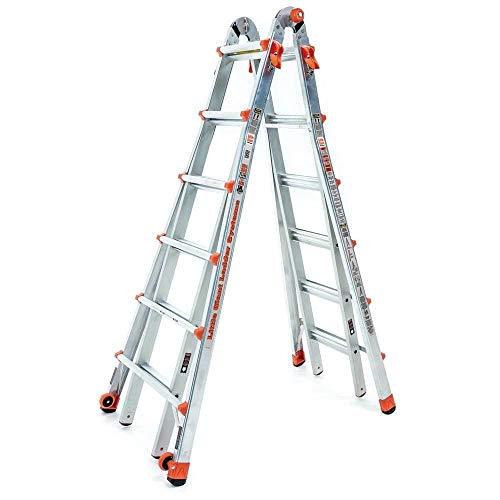 Best Little Giant Ladder Multi Position Ladder