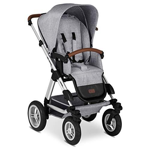 ABC Design - trio Viper 4 passeggino fuoristrada carrozzina con accessori (graphite grey)