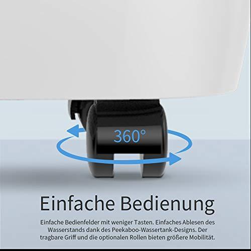 Comfee Luftentfeuchter DG-30 Power 2in1