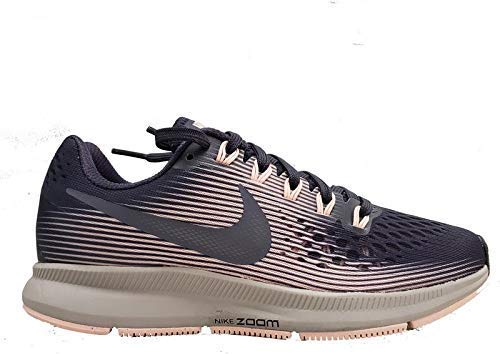 Nike Women's Air Zoom Pegasus 34 Gridiron/Light Carbon Running Shoes Size 12 US
