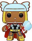 Funko- Pop Marvel Holiday-Thor S3 Figura coleccionable, Multicolor (50663)
