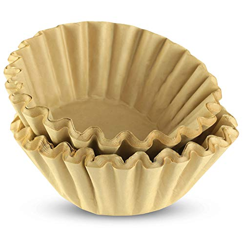 12 cup coffee filters natural - 6