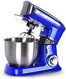 HAOT Panificadora,Máquinas para Hacer Pan, máquina de Chef Comercial de Escritorio para el hogar Amasamiento...