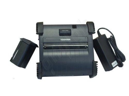 TOSHIBA TEC B-EP4DL WLAN USB Mobiler Etikettendrucker / Mobile Labelprinter