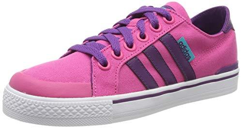 adidas Buty sportowe dla dzieci Clementes K F99281 uniseks, różowy - Pink F99281-38 2/3 EU
