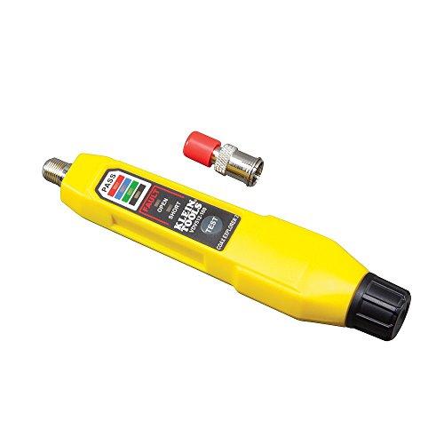 Klein Tools VDV512-101 Explorer 2 - Kit de probador coaxial (probador de cables, trazador de cables, mapeador coaxial con mandos a distancia para probar hasta 4 ubicaciones)
