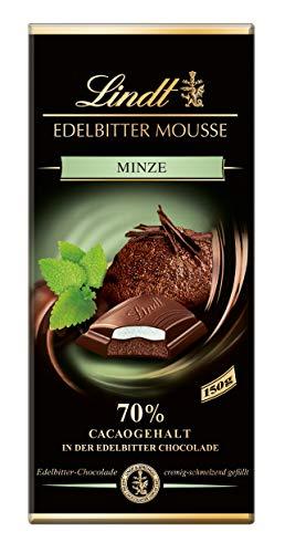Lindt & Sprüngli Edelbitter Mousse, Minze, 13er Pack (13 x 150 g)