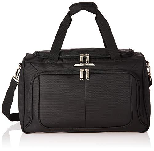 Samsonite SoLyte DLX Softside Luggage, Midnight Black, Duffel