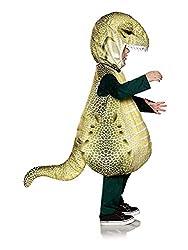 8. Underwraps Toddler's T-Rex Belly Toddler Costume
