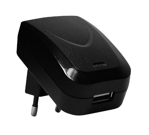 Unbekannt 2er Spar-Set Industrie Standard USB Netzteil 5V/2,5A, HNP15-USB schwarz - Modernes, vielfältig anwendbares Netzteil! TÜV geprüft mit CE Zeichen!