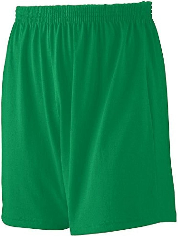 Augusta Sportswear Jersey knit short  KELLY  2XL by Augusta