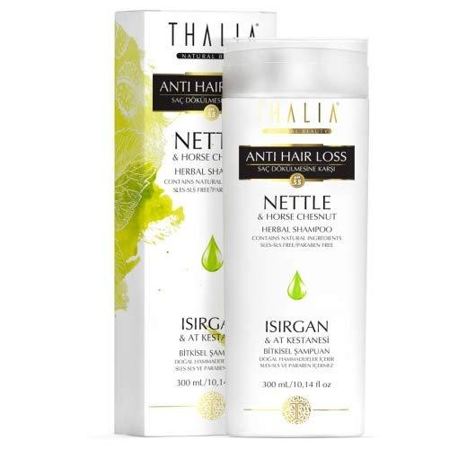 Thalia Brennnessel & Rosskastanie Shampoo für Haarverlängerung 300ml