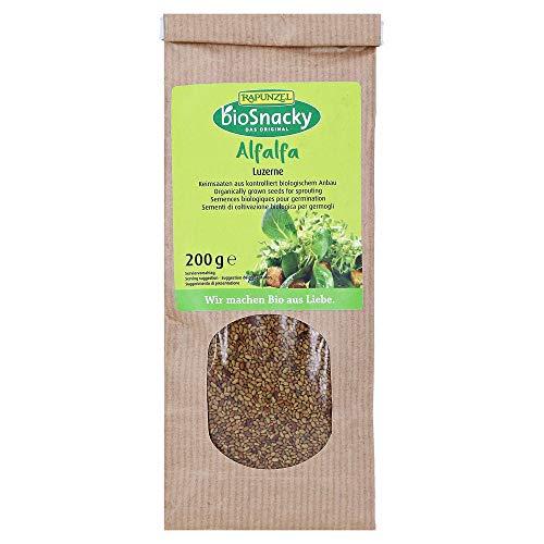 Rapunzel Bio Alfalfa Luzerne bioSnacky (1 x 200 gr)