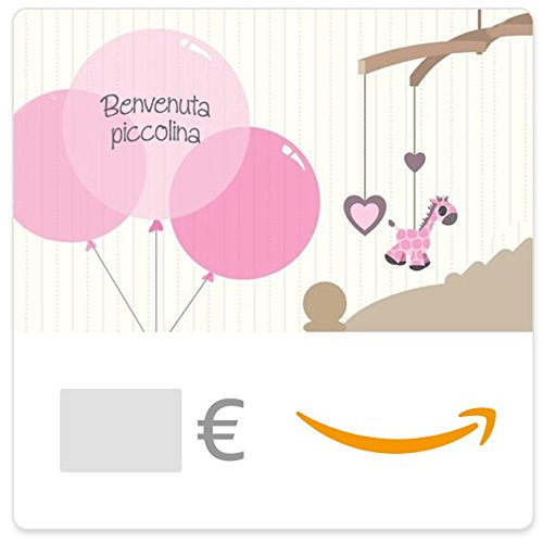 Buono Regalo Amazon.it - Digitale - Culla per bambina