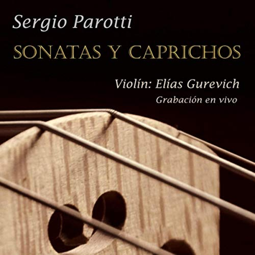 Sonata No. 4, Op. 190: III. Presto (En Vivo)