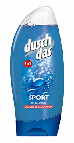 Duschdas 2in1 Sport Duschgel & Shampoo 250 ml