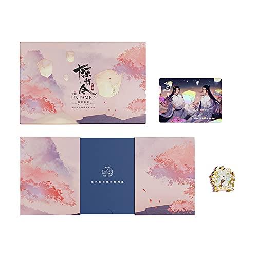 陳情令天燈上げテーマ限定カードギフトセット