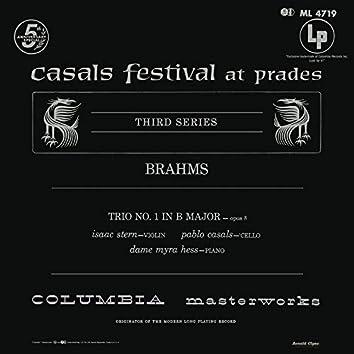 Brahms: Trio No. 1 in B Major, Op. 8
