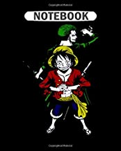 Notebook: the crew mate  College Ruled - 50 sheets, 100 pages - 8 x 10 inches