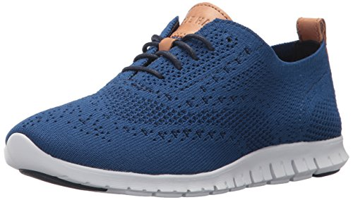 Cole Haan Women's Zerogrand Stitchlite Closed Oxford, Limoges, 10 B US