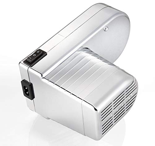 IMPERIA Motore Pasta Facile, colore argento, Accessorio Elettrico per Macchina Pasta