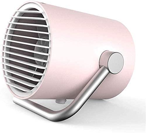 Ventilador eléctrico para el hogar Mini oficina Escritorio de escritorio Dormitorio de estudiantes Hogar Ventilador de mesa pequeño Ventilador grande de viento silencioso Usb-112 * 117mm Ventilador