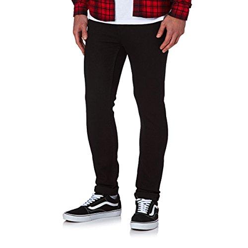 Cheap Monday Tight New Black, Jeans Donna, Black (New Black), W33/l32 (taglia Produttore: W33/l32)