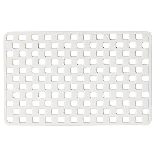 Seaslkin Doby Sicherheitseinlage für Badewanne und Dusche, Farbe: Weiß, Kunststoff, Größe: 75x38 cm