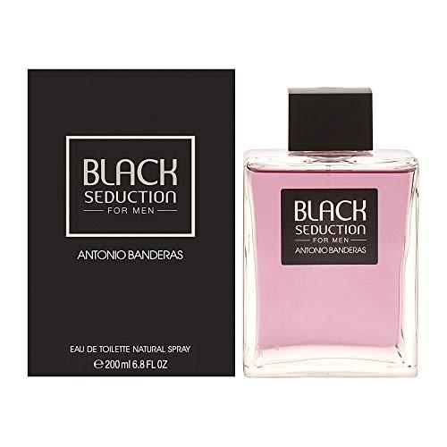 Antonio Banderas Black Seduction For Men Eau De Toilette Spray - 100 Ml