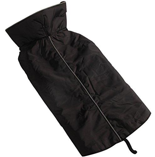 JoyDaog Fleece Lined Warm Dog Jacket