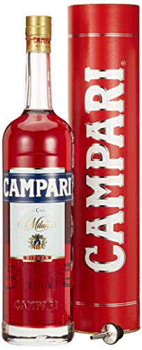 Campari Großflasche mit Umkarton (1 x 3 l)