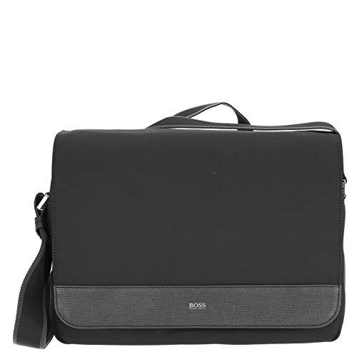 Messenger Bag von BOSS Meridian Messenger (Black 001)
