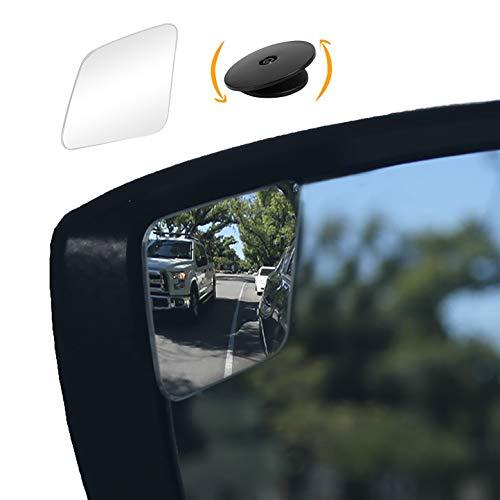 """Rhombus 4"" Blindspot Mirror by Safe View Company"