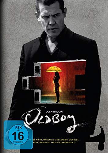 Oldboy LTD. - LTD. Mediabook (grau) [Blu-ray]