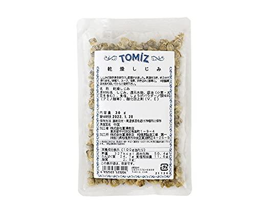 乾燥しじみ / 30g TOMIZ(創業102年 富澤商店)