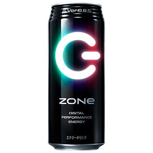 サントリー ZONe β Ver.0.8.5 ゾーン エナジードリンク 500ml ×24缶