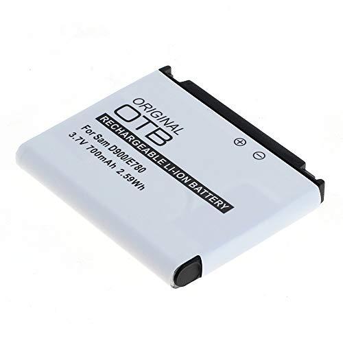 Mobilfunk Krause - Akku für Samsung SGH-D900i 700mAh Li-Ionen (AB503442CE)