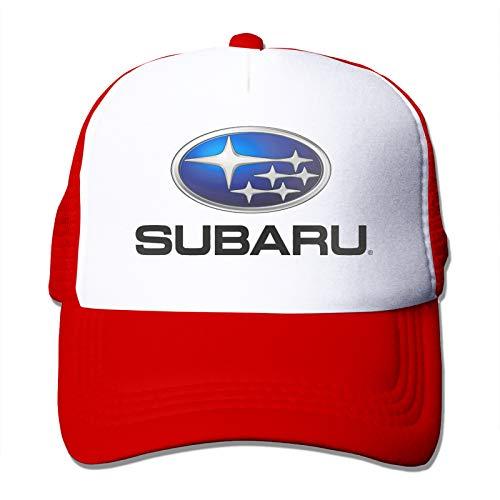 YeeATZ Unisex Baseball Cap Sub-Aru Logo Trucker Cap Dad Hat Blue