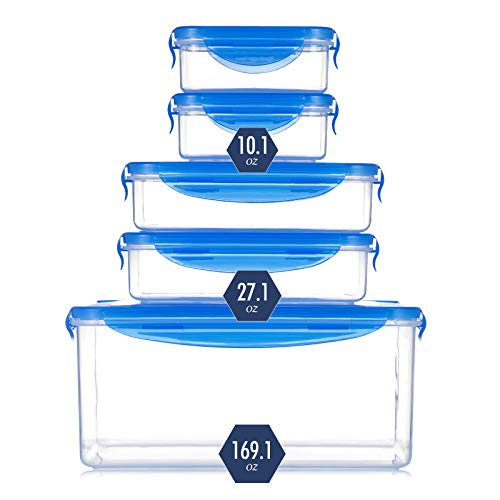 Best sealed plastic containers