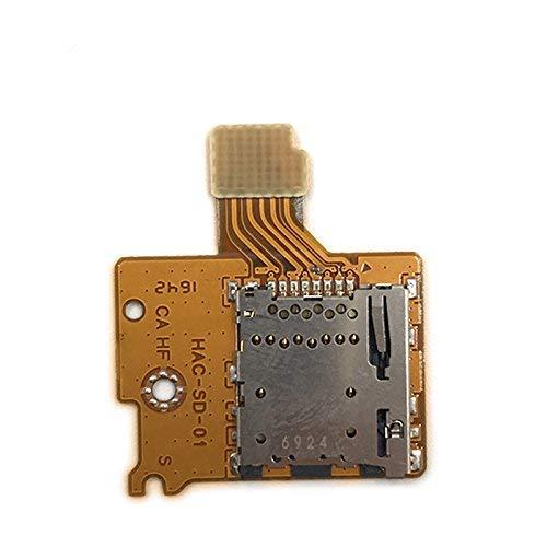 TF SD Card Slot Socket Reader Flex Cable Board per Nintendo Switch NS NX