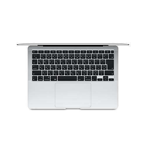 AppleMacBookAir(13インチPro,一世代前のモデル,1.1GHzデュアルコア第10世代IntelCorei3プロセッサ,8GBRAM,256GB)-シルバー