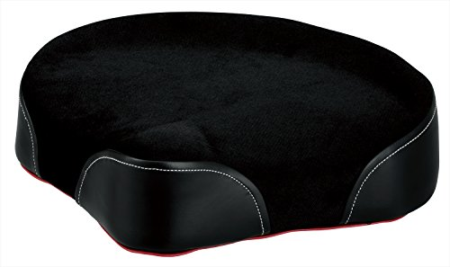 TAMA 1st Chair Throne Seat - Wide Rider, Cloth Top (HTS5BC)