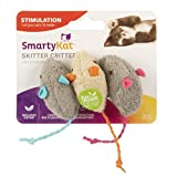 SmartyKat SkitterCritters Catnip Mice 3 Pack- (並行輸入品)